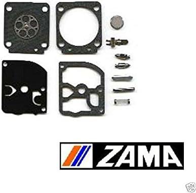 Zama OEM RB-127 Carb C1M-H58 Kit de reparación para motosierra Homelite de 45 cc