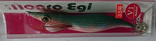 KEYSTONE(キーストン) ルアー エギ モンローエギ3 定番カラー マーブル Dグリーン 3.5号の商品画像