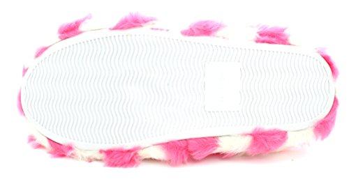 Pour Crème Uk Cassé Femme Blanc Ks Chaussons Brands 7 8 qZw1xqTU
