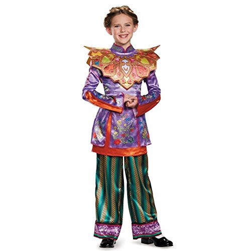 Alice Costumes Little Wonderland In (Alice Asian Look Deluxe Alice Through The Looking Glass Movie Disney Costume,)