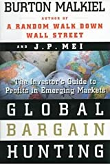 Global Bargain Hunting - The Investor*s Guide To Big Profits In Paperback