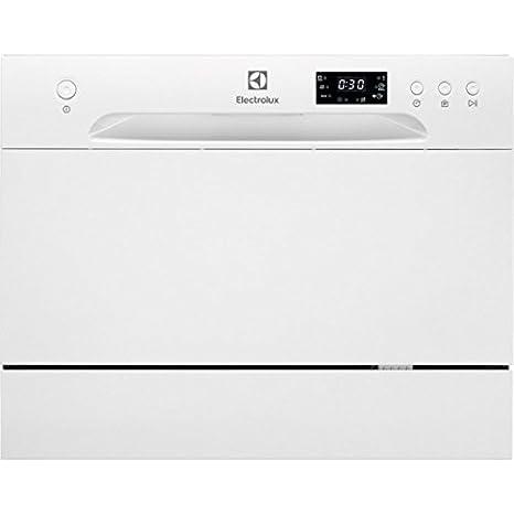 Electrolux ESF2400OW Encimera 6cubiertos A+ lavavajilla ...