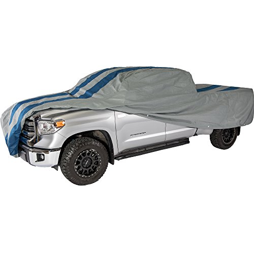 Duck Covers Rally X Defender Truck Cover, For Standard Cab Short Bed Trucks up to 18 ft. 1 in. L ()