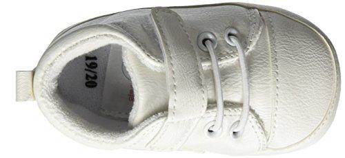 Sterntaler Unisex Baby Krabbelschuhe Weiß (weiß 500)