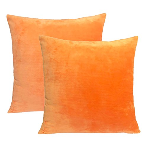 sykting Throw Pillow Covers Decorative Square Cushion Covers