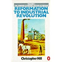 The Penguin Economic History of Britain Vol.2: 1530-1780,Reformation to Industrial Revolution (Penguin history)