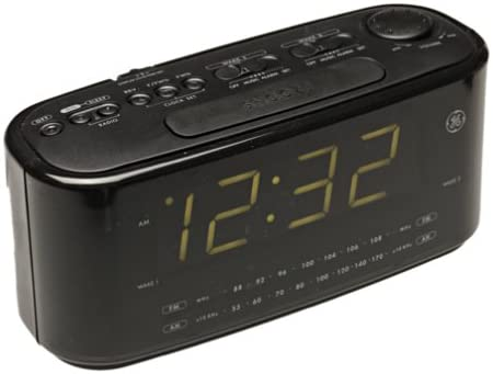 GE 74852 Dual-Wake Clock Radio Discontinued by Manufacturer