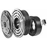 Four Seasons 47881 New Clutch Assembly
