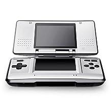 Titanium Silver & Black Nintendo DS System