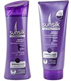 Pack of 2, Sunsilk Shampoo Purple 340 Ml+sunsilk
