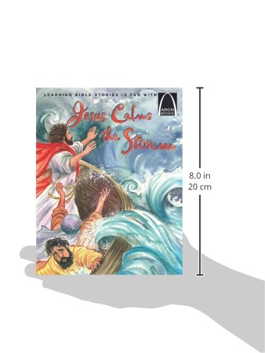 Jesus Calms the Storm (Arch Books)