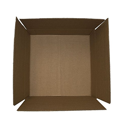 Corrugated Box with 64 Dividers 17.25 x 14 x 5.25 (Fits 64-4 oz. Boston Round Bottles) - Bundle of 40