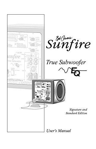 Buy sunfire eq subwoofer