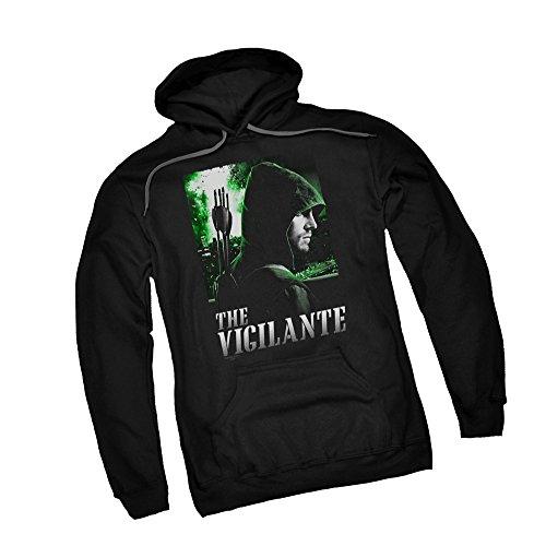 The Vigilante -- CW's Arrow - The Television Series Adult Hoodie Sweatshirt, Medium ()
