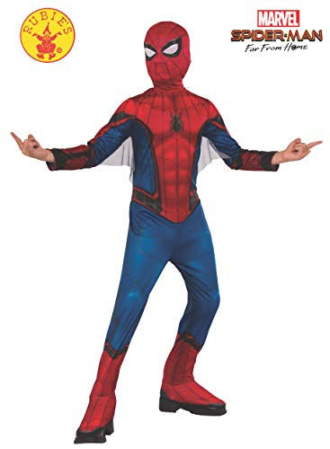 (Rubie's Marvel Spider-Man Far from Home Child's Spider-Man Costume & Mask, Small)