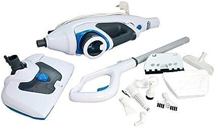 Aqua Laser® Diamond/Diamante limpiador a vapor mano vaporizadores ...