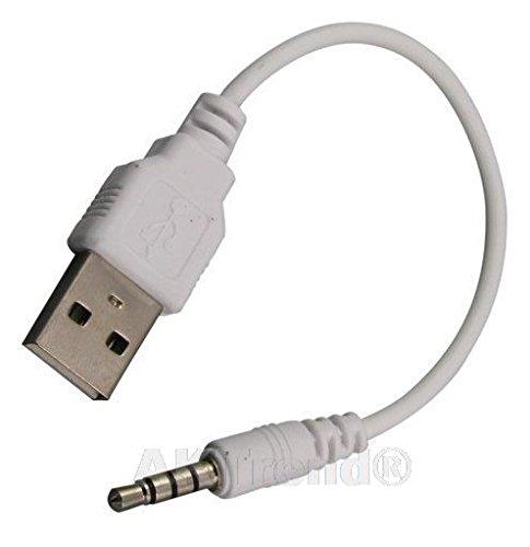Q1 - Cable USB de datos y cargador para Apple iPod Shuffle ...