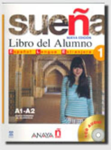 Suena 1. Libro del Alumno A1-A2. Marco europeo de referencia + CD Audio (Spanish Edition)
