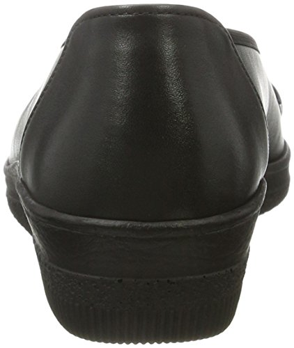 Gabor Women's Comfort Basic Derbys Black (Schwarz) KJ9ZTXaXjC