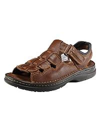 MEbox Men's Open Toe Breathable Sandals Beach Shoes Casual Falt Slippers
