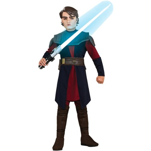 Deluxe Anakin Skywalker Child Costume - Medium]()