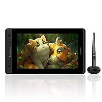 Drawing Monitor KAMVAS Pro 13 Pen Tablet Display Tilt Battery-Free Stylus 8192 Pen Pressure 120% sRGB 13.3 inch GT-133