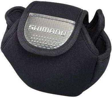 Shimano Baitcasting Reel Pouch PC-030L Black Case Curado Core Conquest Calcutta Daiwa Other Brand OK