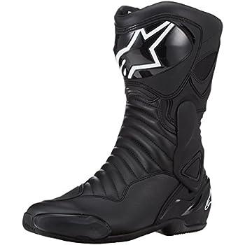 41 Alpinestars SMX-6 v2 Vented Boots BLACK//BLACK