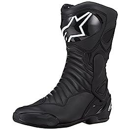 Alpinestars SMX-6 V2 Boots (Black, 43)
