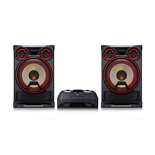 LG CK99 5000W LOUDR Hi-Fi Entertainment System with Karaoke Creator (2018)