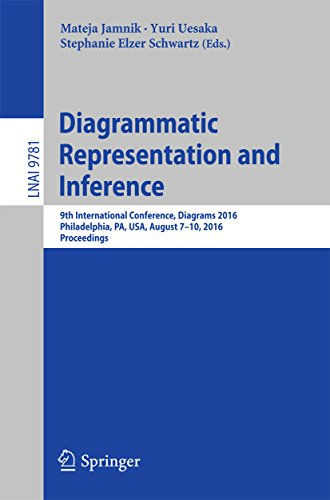 Diagrammatic Representation and Inference: 9th International, used for sale  Delivered anywhere in USA