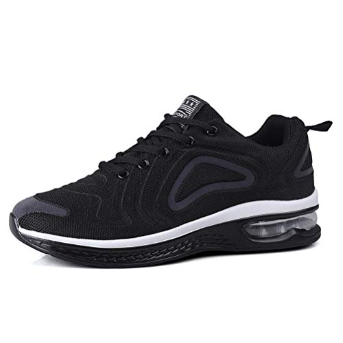 Dannto Men s Running Shoes Air Cushion Sneakers Breathable Casual Athletic Tennis Walking