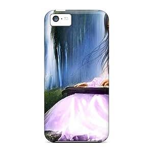 Excellent Design Sweet Musician Phone Cases For Iphone 5c Premium Cases