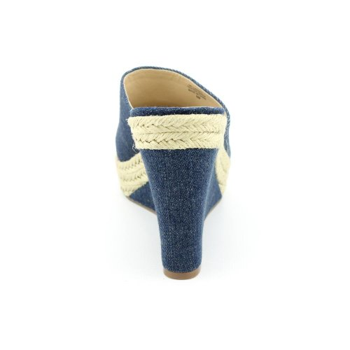 Azul Marc mujer Sandalias para Fisher vestir de PHYPxr