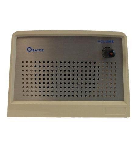 ITT Orator Speaker Desktop, Ash (ITT-01074400APAK) Category: Paging and Intercom (Categories Desktop)