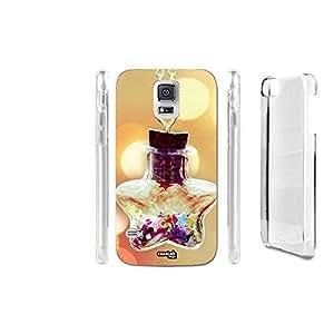 FUNDA CARCASA STAR BOTTLE PARA SAMSUNG GALAXY S5 G900D LTE DUAL