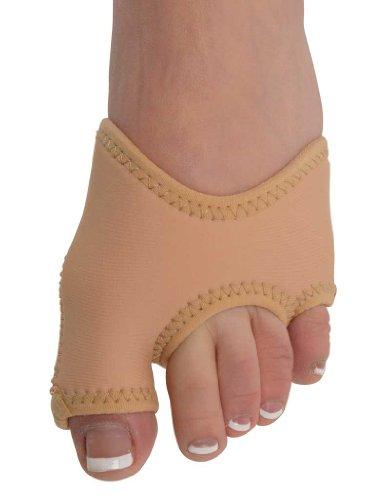 Neoprene Pro Toe Half Sole Lyrical Dance Footwear in Tan (Youth Brown Patent Footwear)