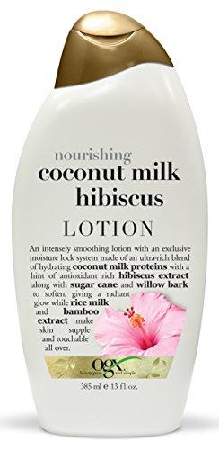 (OGX) Organix Body Lotion Coconut Milk 13oz (Coconut Milk Lotion)
