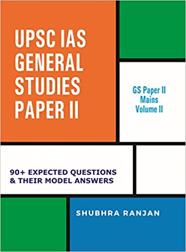 Buy GS Paper-II UPSC (Governance, Constitution, Polity, Social