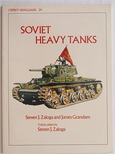 Soviet Heavy Tanks (Vanguard)