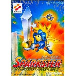 スパークスター ロケットナイトアドベンチャーズ2 【メガドライブ】 B0001488L8