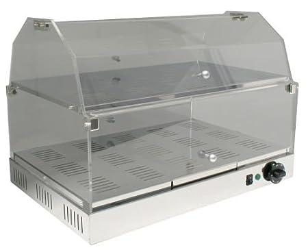 43 x 25 x 9 cm Supporto Alzata Universale per Monitor Computer Fisso in plexiglass Trasparente Rea Grande