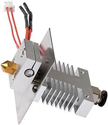 GIANTARM Geeetech - Extrusor de impresora 3D 1 en 1 para A10 A20 ...
