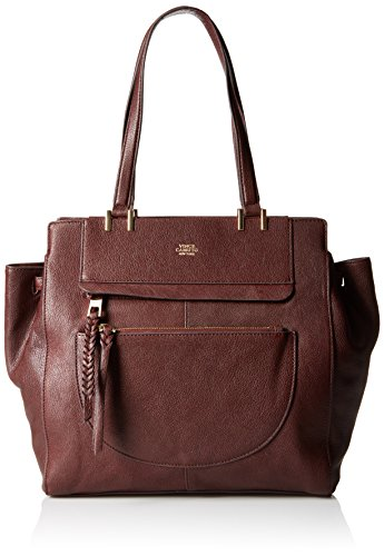 - Vince Camuto Ayla Tote, Black Cherry