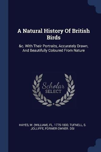 A Natural History Of British Birds: &c. With Their Portraits, Accurately Drawn, And Beautifully Coloured From Nature