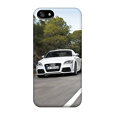 4e8638f431 Series Skin Case Cover For Iphone 5/5s(audi Tt Rs): Amazon.co.uk:  Electronics