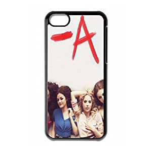 Iphone 5C 2D Custom Phone Back Case with Pretty Little Liars Image