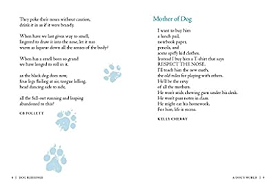 Dog Blessings: Poems, Prose, and Prayers Celebrating Our Relationship with Dogs by Andrews McMeel Publishing