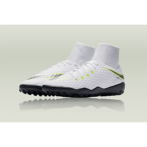 Botas Mehrfarbig indigo Adulto Df 3 Academy Tf 001 Ah7 Hypervenom Fútbol X Unisex Phantom Nike De w8HSqO