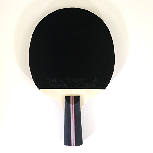 Butterfly 302 Chinese Penhold Table Tennis Racket Set 1